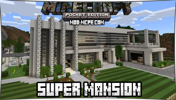 Super Mansion 1.4, 1.2, 1.1.5