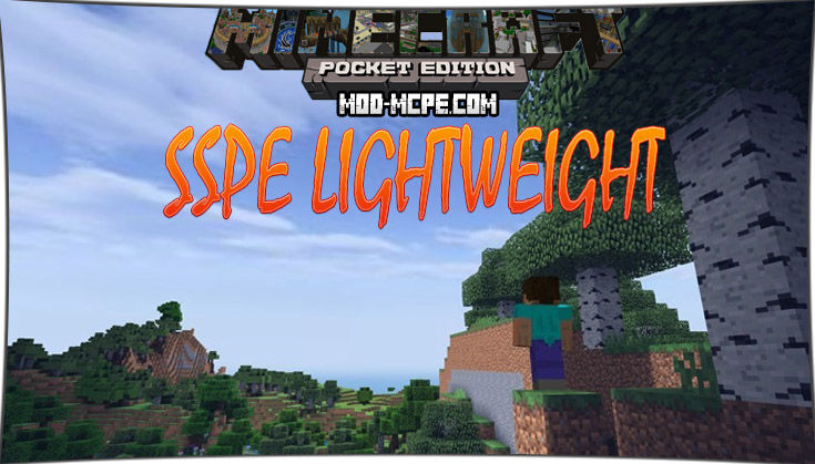 SSPE Lightweight Shader 1.4, 1.2.10, 1.2, 1.1.5