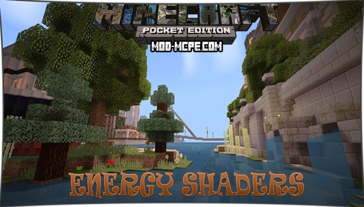 Energy Shaders 1.2.10, 1.2, 1.1.5