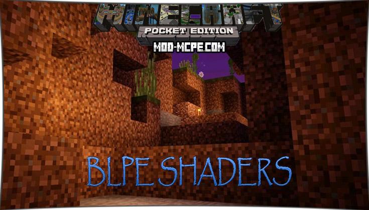 BLPE Shaders 1.4, 1.2, 1.1.5