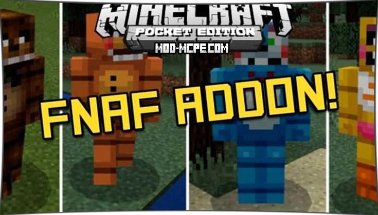 FNAF Pets 1.2.10, 1.2, 1.1.5