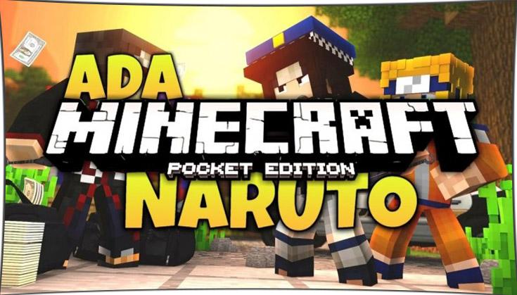 Naruto - мод на Наруто 1.4, 1.2.10, 1.2, 1.1.5