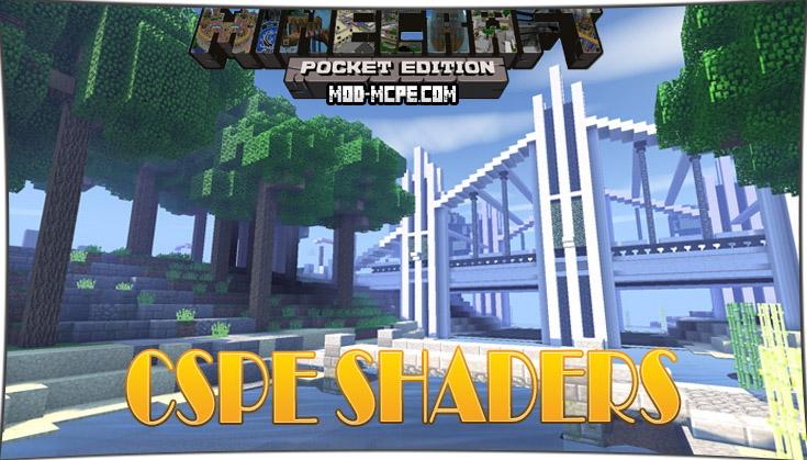 CSPE Shaders 1.4, 1.2.10, 1.2, 1.1.5