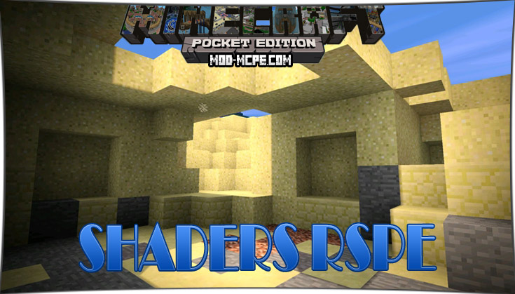 Shaders RSPE 1.2.10, 1.2, 1.1.5
