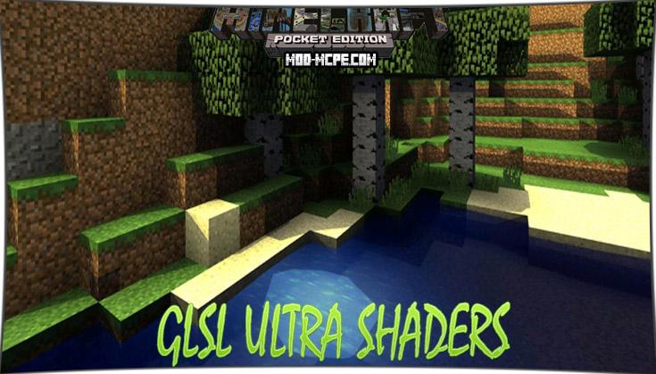 GLSL Ultra Shaders 1.4, 1.2.10, 1.2, 1.1.5