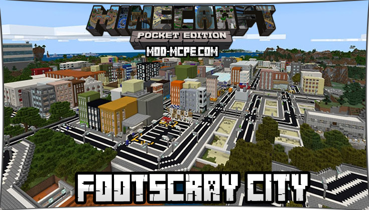 Footscray City - огромный город 1.4, 1.2.10, 1.1.5