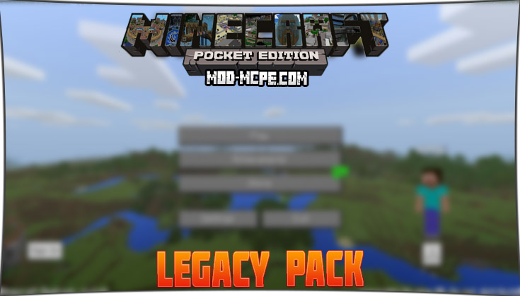 Legacy Pack 1.2.10, 1.2, 1.1.5